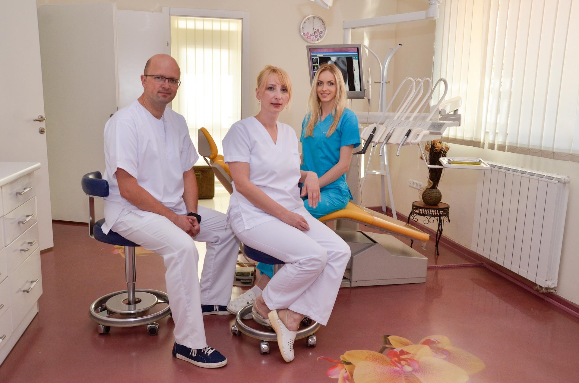 Stomatološka Ordinacija Dr Lejla Cerić-Džaferović